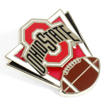Ohio State Buckeyes Football Pin