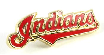 "Cleveland ""Indians"" Logo Pin"