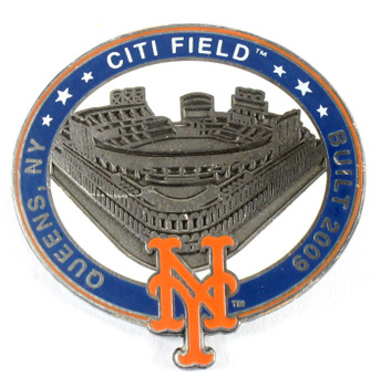 Citi Field Pin - Queens, NY / Built 2009 - Limited 1,000