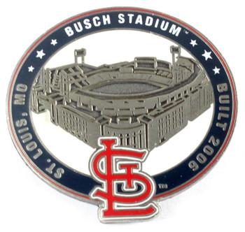 St. Louis Cardinals Busch Stadium Pin - St. Louis, MO / Built 2006- Limited 1,000