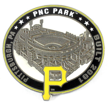 Pittsburgh Pirates PNC Park Pin - Pittsburgh, PA / Built 2001- Limited 1,000