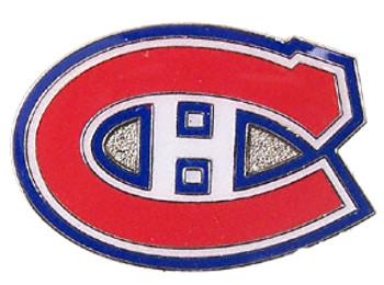 Montreal Canadiens Logo Pin