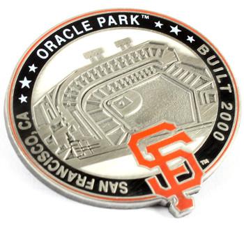 San Francisco Giants Oracle Park Pin - San Francisco, CA / Built 2000 - Limited 1,000