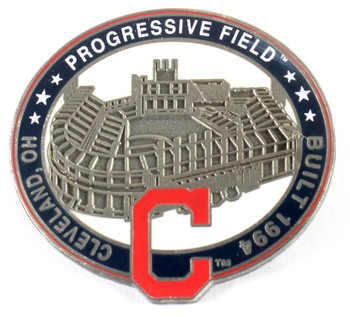 Cleveland Indians Progressive Field Pin - Cleveland, OH / Built 1994 - Limited 1,000