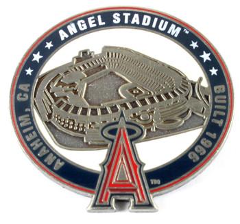 Los Angeles Angels Stadium Pin - Anaheim, CA / Built 1966- Limited 1,000