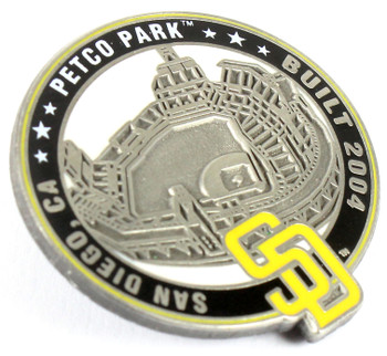 San Diego Padres Petco Park Pin - San Diego, CA / Built 2004- Limited 1,000