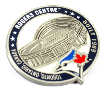 Toronto Blue Jays Rogers Centre Pin - Toronto, Canada / Built 1989 - Limited 1,000