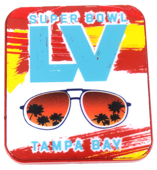 Super Bowl LV (55) Sunglasses Pin