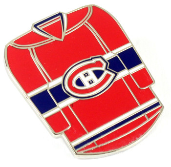 Montreal Canadiens Jersey Pin.