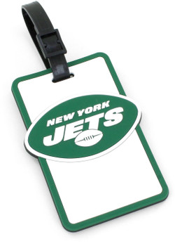 New York Jets Luggage Tag