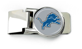 Detroit Lions Money Clip