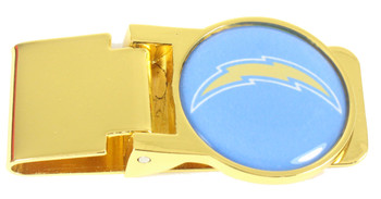 Los Angeles Chargers Money Clip.
