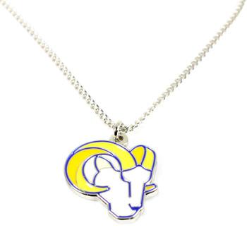 Los Angeles Rams Logo Necklace