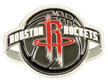 Houston Rockets Logo Pin.