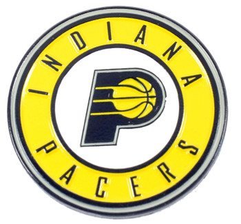 Indiana Pacers Logo Pin - New