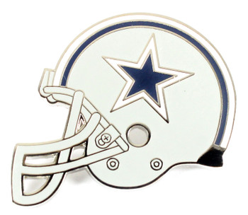 Dallas Cowboys Helmet Pin.