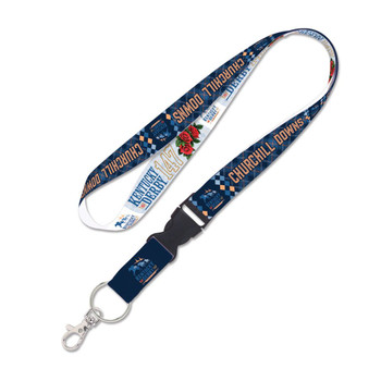 2021 Kentucky Derby 147th Detachable Lanyard
