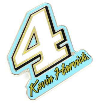 Kevin Harvick #4 Pin
