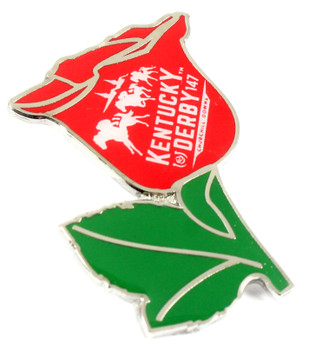 2021 Kentucky Derby 147th Rose Pin