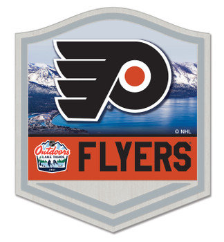 Philadelphia Flyers - Outdoors At Lake Tahoe Dueling Pin