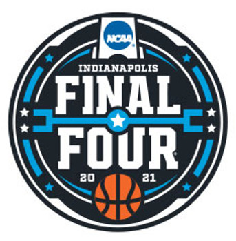 2021 Men's Final Four Logo Pin #2