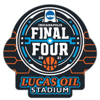 2021 Men's Final Four Lucas Oil Stadium