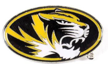 Missouri Tigers Logo Pin.
