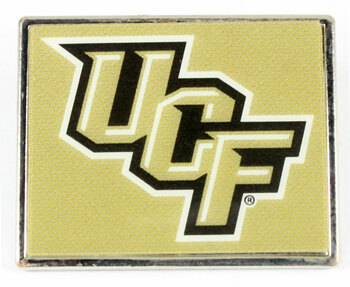 Central Florida Logo Pin