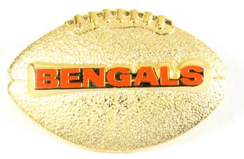 Cincinnati Bengals Football Pin
