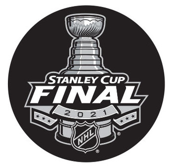 2021 Stanley Cup Logo Pin
