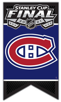 Montreal Canadiens 2021 Stanley Cup Pin