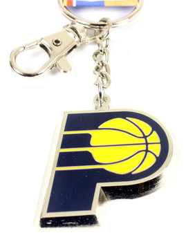 Indiana Pacers Key Chain.