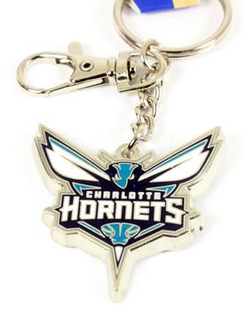 Charlotte Hornets Key Chain