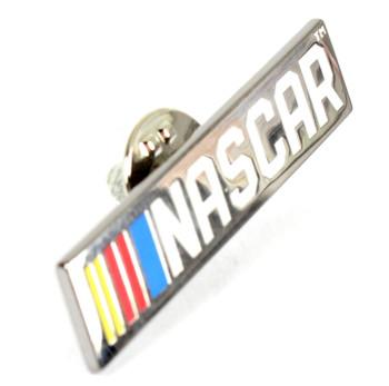 NASCAR Logo Pin