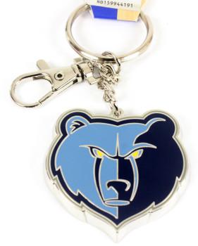 Memphis Grizzlies Logo Key Chain