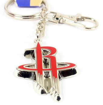 Houston Rockets Logo Key Ring