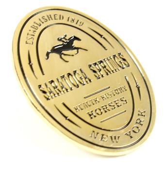 Saratoga Springs New York - Est. 1819 Pin