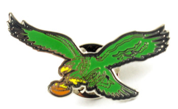 Philadelphia Eagles Vintage Logo Pin