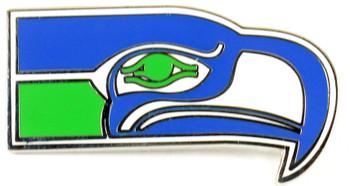 Seattle Seahawks Vintage Logo Pin