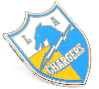 Los Angeles Chargers Vintage Logo Pin