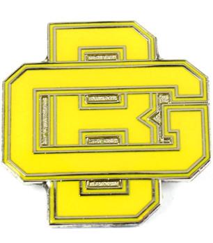 Green Bay Packers Vintage Logo Pin