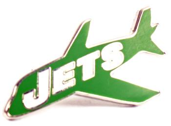 New York Jets Vintage Logo Pin