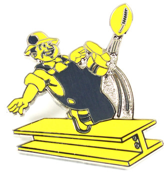 Pittsburgh Steelers Vintage Logo Pin