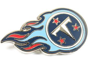 Tennessee Titans Logo Pin