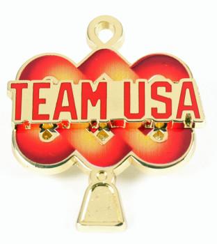 Beijing 2022 Olympics Friendship Knot Double Pin