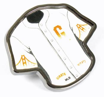 San Francisco Giants Jersey Pin