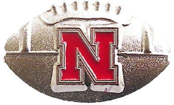 Nebraska Football Pin