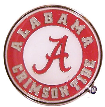 Alabama Logo Pin