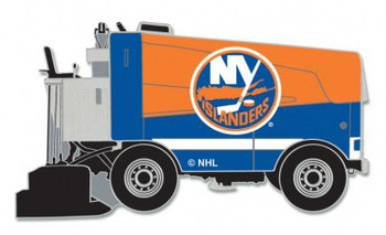 New York Islanders Zamboni Pin
