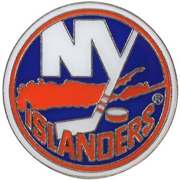 New York Islanders Logo Pin